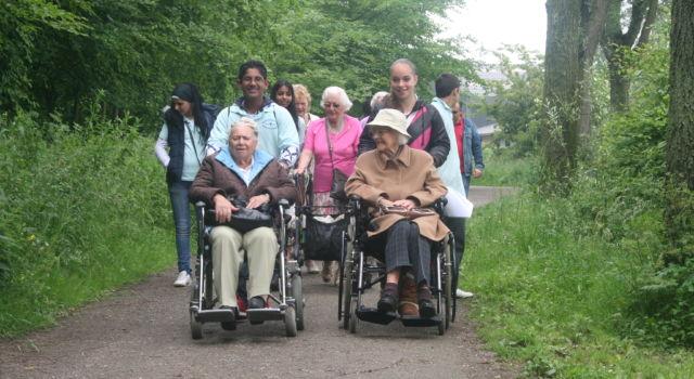 Oproep Boswachter Jenny: Stem op project voor jong en oud in Haagse Bos in VOORbeeld-verkiezing 2017