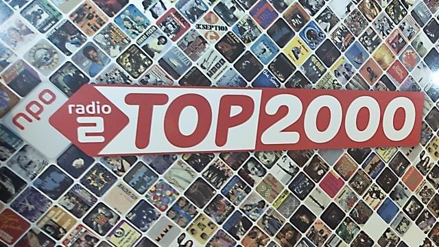 Eerste Top 2000 Live Café op het Malieveld 27 t/m 30 december 2017